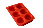 Silicone Ice Cube Tray With Flower Shape