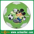 baratos lindo funcionario de tamaño mini 3 balón de fútbol