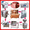 caliente la venta de embutidos de la planta de procesamiento de salchichas de aplicación de la línea de producción