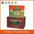 caixa de papelão para frutas e produtos hortícolas