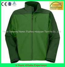 Custom windbreaker outdoor waterproof softshell outwear - 6 Years Alibaba Experience
