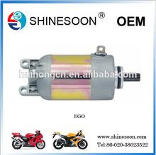 125CC Electronic EGO Starter Motor / Motorcycle Parts / 12V Starter Motor