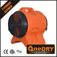 12 inch ventilation typhoon portable blower