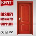 Kent la parte superior de la puerta del hotel puerta de la habitación/de madera maciza puerta de arco/puerta de la oficina de diseño