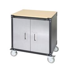 ikea metal steel locker corner cabinet