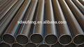 Polietileno de Alta Densidad de gran diámetro negro HDPE100 tubería para suministro de agua