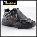 Palmilha de aço para calçados de segurança, anti-estático calçados de segurança, impermeável segurança calçados m-8215