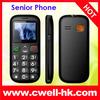 Dual SIM Card Senior mobile phone Big keypad with Torch FM Radio PS-V704