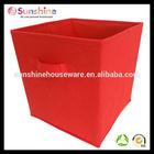 Ikea/costco cube adjustable ornament storage box