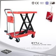 SHANYE SYTJ-50 scissor lift work table