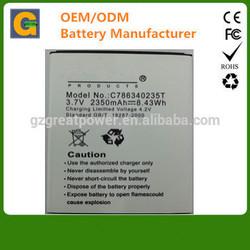 battery blu cell phones battery