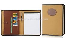 Presentation canvas portfolio for a business gift