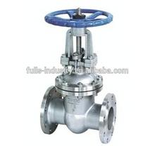 DIN cast steel gate valve