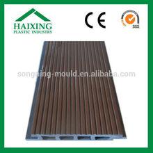 Hollow parquet pvc plastic sheets for flooring