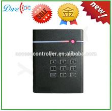 weigand 26 125khz backlight keypad em-id proximity passive access control smart card reader