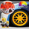 Carlas car body/rim removable car rubber spray paint