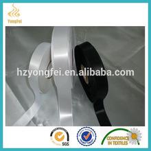 2015 wholesale custom logo polyester printed taffeta ribbon