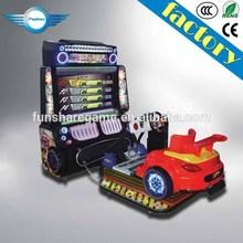 New 4D Flatout simulator racing game/racing car steering wheel for game/4d car racing simulator
