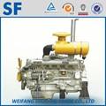 6105 serisi 6105zd jeneratör 6 silindirli 4 zamanlı dizel motor
