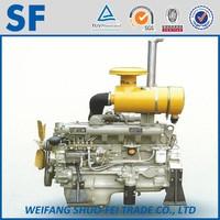 6105series 6105zd genset 6 cylinder 4stroke diesel engine