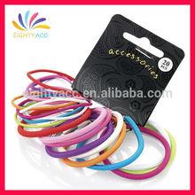 Fashion Multicolor Hair band,Elastic hair band