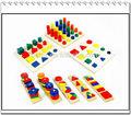 Juego educativo para bebés de montessori 8 piezas