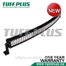 IP68 50 inch 288W dual row curved Led Light bar