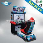 Mario Simulator Racing game/indoor Video Games Arcade Driving Simulator Machine