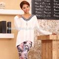fábrica de porcelana profissional preto materna camisetas ak002