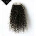 Meilleure vente de mode haut de fermeture cheveux brésiliens extensions 3.5*4 free style cheveux vierges remy de soie haut de fermeture