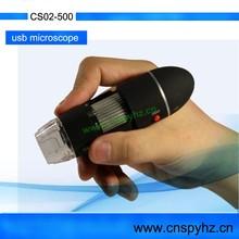 50X-500 X Digital USB Microscope/Skin Analyser/Skin&hair testing