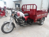 Chinese three-wheel motorcycle for transport cargo