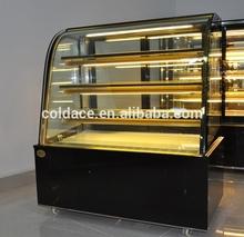 Cake refrigerator CE certification/Commercial cooler