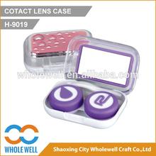 Mini Contact Lens mate Case, contact lens mate box, lovely bubble contact lens mate case