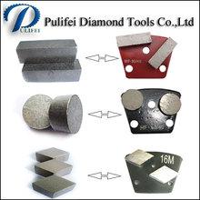 Concrete Floor Grinder Tool Diamond Grinding Segment / Redi Lock Concrete Grinding Segment for Concrete Floor Surface Grinding