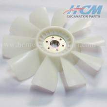 Komatsu 4D102 Engine Cooling System Fan Blade 600-625-7550