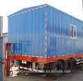 Tipo caminhão móvel estação de tratamento de água / RO equipamentos de tratamento de água