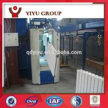 electrostatic powder spray equipment steel heating radiator powder coating line