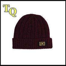 custom man's knit hats