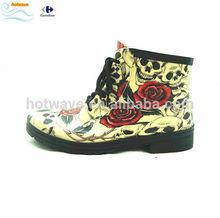 cheap camo rain boots