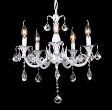 Popular style alloy arm crystal chandelier
