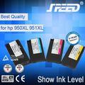 Cartucho de recarga de tintapara Impresoras HP 950, 951 y HP Printer 8600 y 8100 top ventas de alta calidad.