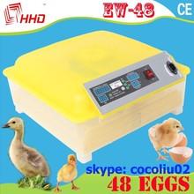 La celebración de 48 huevos barato Digital de codorniz agricultura venta incubadora con CE certificado