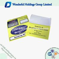 Customized herbal incese roll bag/free wholesale herbal incense bag /potpourri bag