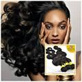 Pelo aliexpress, brasileño extensión del pelo remy, 100% cabello virgen brasileño