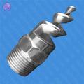 fabbrica diretta ad alta pressione di puliziain acciaioinox metallo plastica acqua a spirale getto ugello