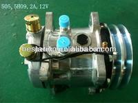 505 12V 2A Universal Sanden Auto AC Compressor