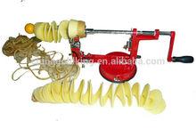 New Spiral Vegetable Slicer Potato Chips Slicer for Fried Chips String