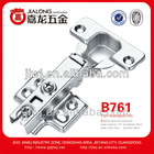 hydraulic soft close hinge