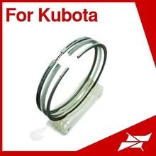 For Kubota V3300 diesel engine agriculture tractor rik piston ring